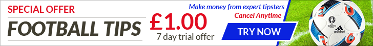 Football tips special seven day trial offer